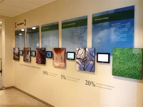 Environmental Graphics Wall Murals corporate interiors wall murals lobby graphics