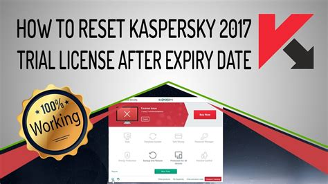 reset kaspersky manually how to manually reset kaspersky trial period without any