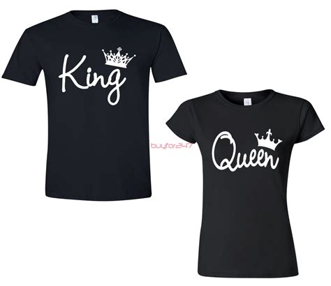 Is King Tshirt king t shirts matching shirts
