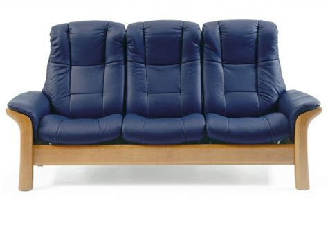 high back leather sofas stressless high back leather sofa set