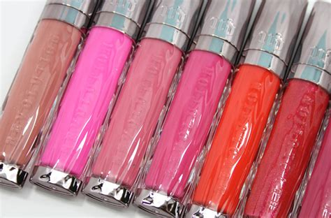 Decay Revolution Lipgloss Sler 3 Color decay summer 2015 swatches review vy varnish