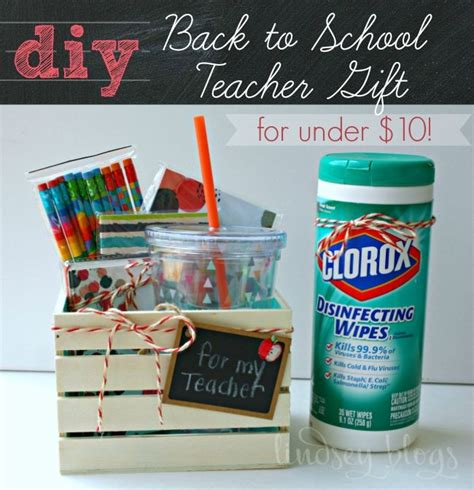 5 inexpensive back to school gifts for teachers best 25 gift baskets ideas on diy