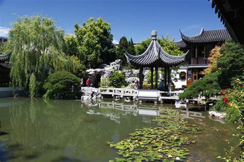 lan su garden park in portland thousand