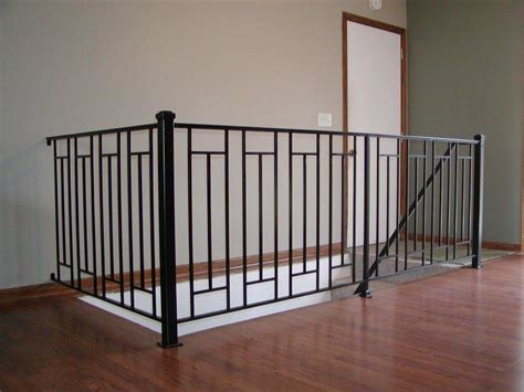 iron banisters and railings custom interior iron railing interior iron railings