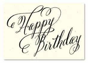 elegant birthday cards on seeded paper beginnings by