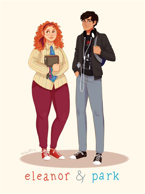 eleanor and park themes eleanor and park fan art google search e p