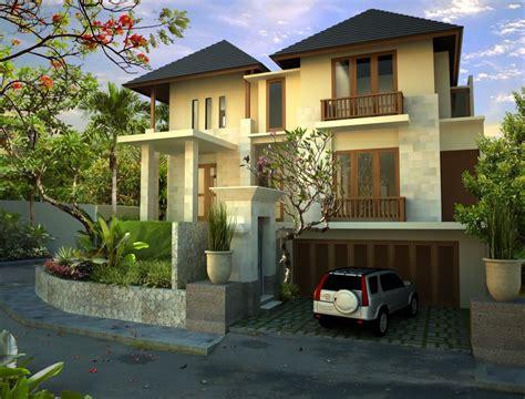 desain rumah  luas tanah  inspirasi dekor rumah