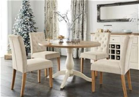 shaftesbury painted 4 seater dining table from next