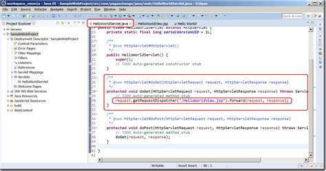 eclipse layout editor java setup of java ee development environment with eclipse neon
