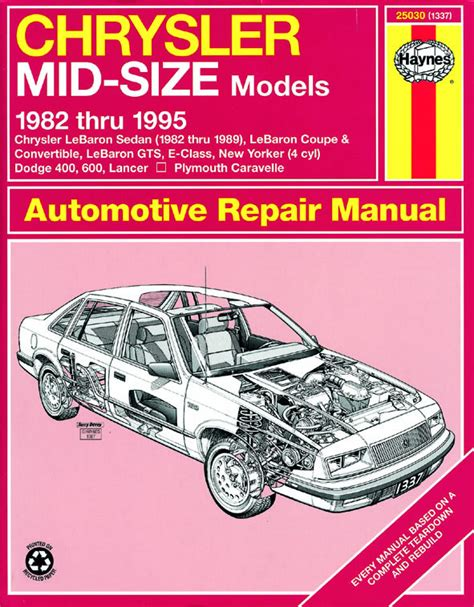 small engine repair manuals free download 1993 dodge ram wagon b150 lane departure service manual 1995 chrysler lebaron workshop manual