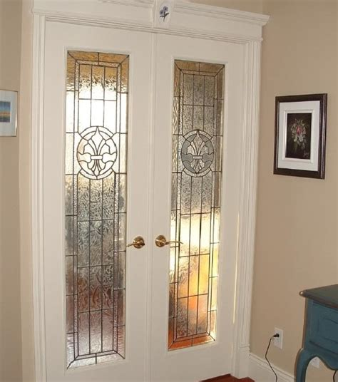 interior bedroom doors with glass interior french doors with frosted glass design ideas