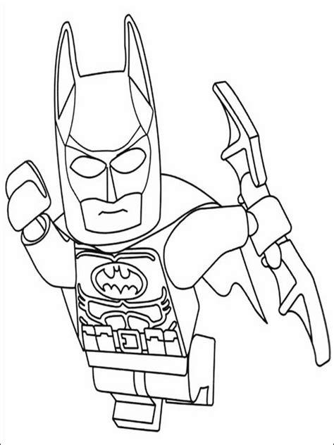 Lego Barn Skrive Ut Lego Batman Tegninger 30