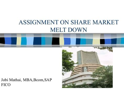 National Stock Exchange Mba Courses by National Stock Exchange Nse