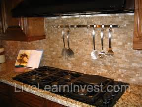 superior Brick Backsplashes For Kitchens #1: kitchen-bricklike-tile-backsplash.jpg
