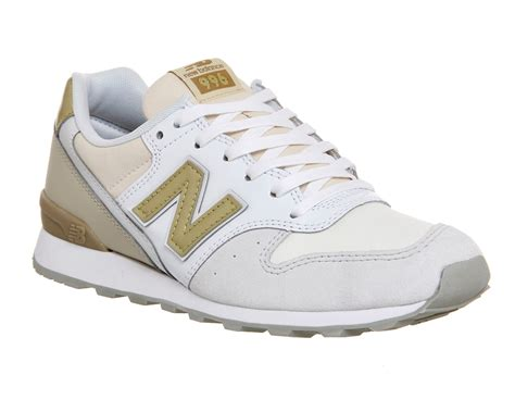 gold new balance sneakers new balance 996 white gold trainers shoes ebay