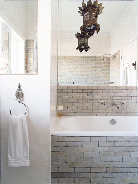moroccan tile bathroom moroccan lantern mediterranean bathroom sarah