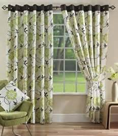 Voile curtains 84 long lime green at sears com lime green curtains