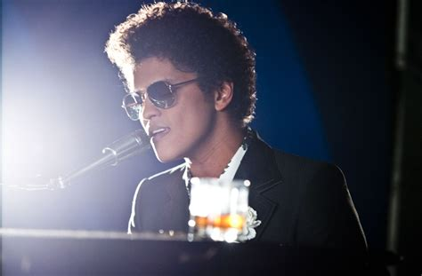born bruno mars newsletter