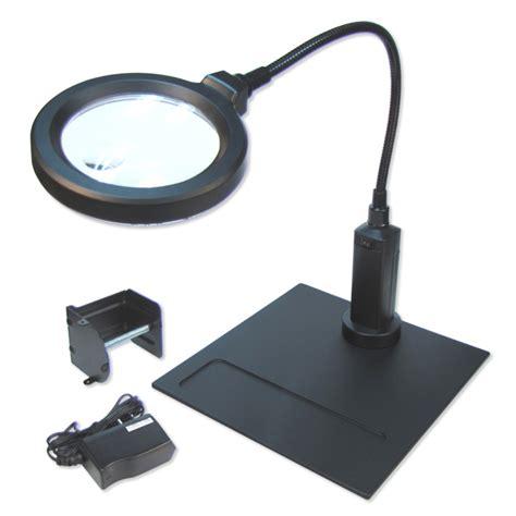 carson magnifier desk carson 2x 4x led magniflex pro magnifier