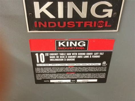 Banc De Scie King Industriel by Lamortaise Lamortaise La R 233 F 233 Rence En
