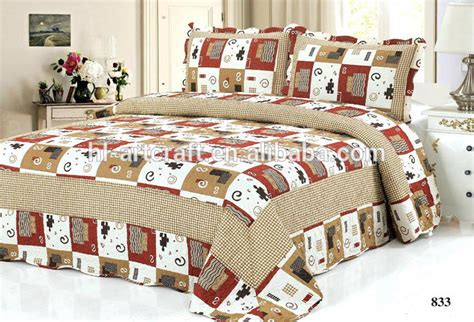 Patchwork Quilt Malaysia - traditional cheap bedding sets patchwork bed sheet kuala