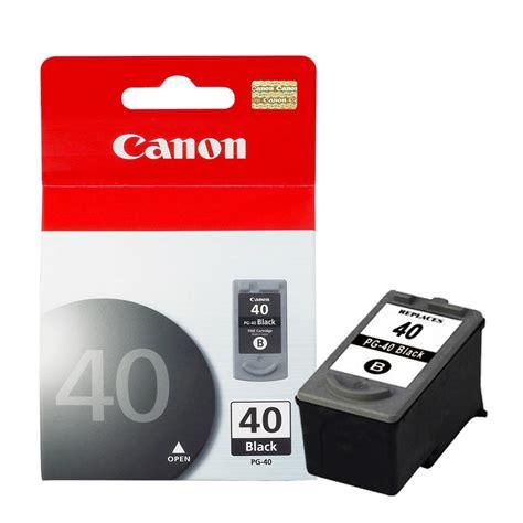 Tinta Canon 40 Tinta Canon Pg 40 Negro