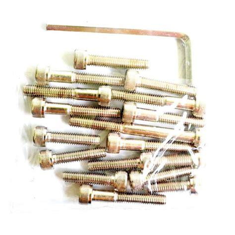 Kancing Baut L Cvt Dan Blok Mesin jual raja motor bam3023 chrome baut blok mesin l untuk yamaha rx king harga kualitas