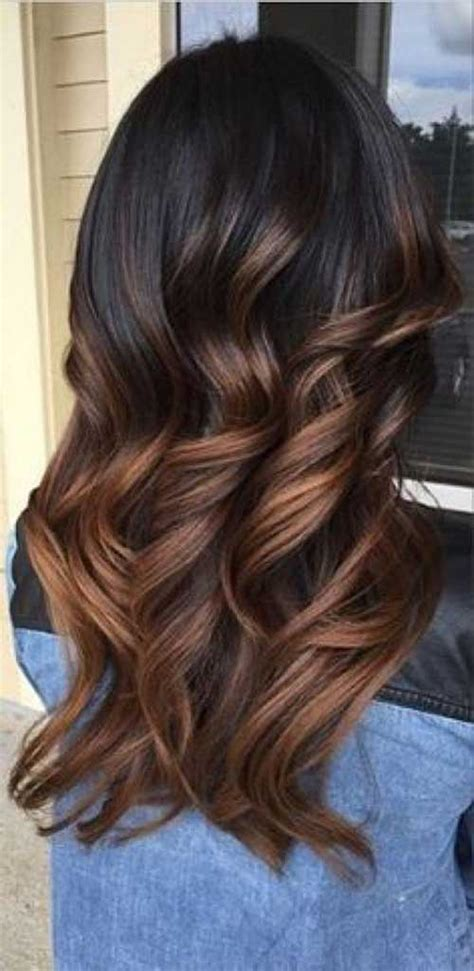 Ombre Hair Style Hair by Today S Most Popular Balayage Ombre Hair Colors