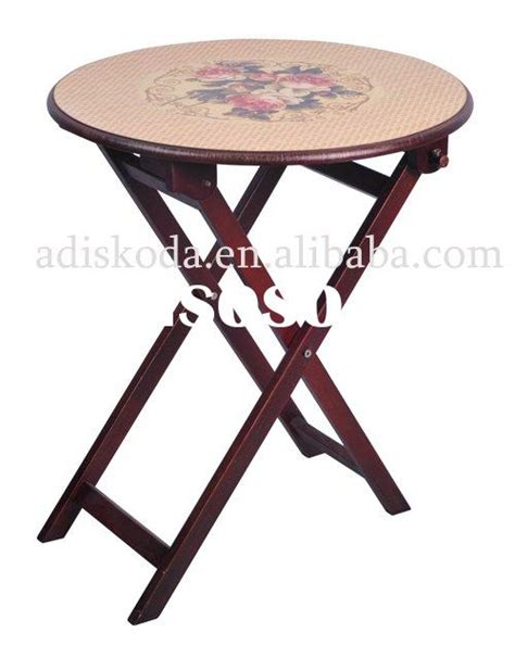 plexi craft coffee table wood craft folding round tea coffee table for sale price