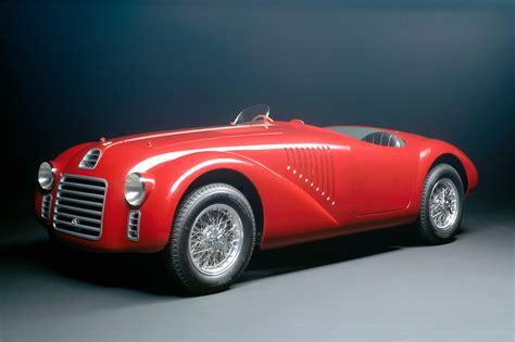 Ferrari Celebrates 70 Years With A 125 S And Laferrari