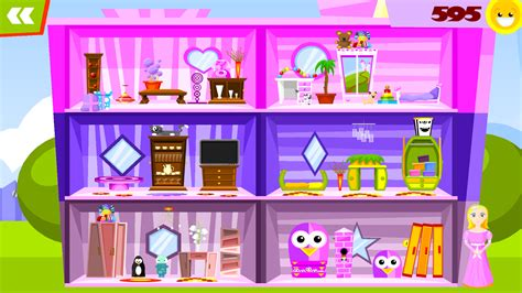 play doll house decorating games my doll house decorating games android apps on google play