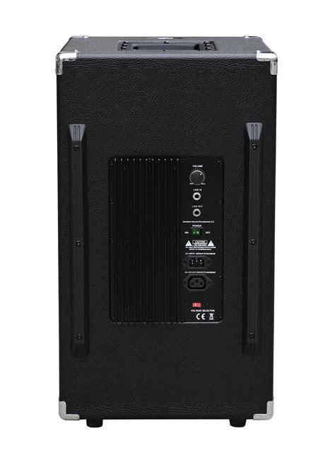 Powered Cabinet pb 300 powered cabinet phil jones bass