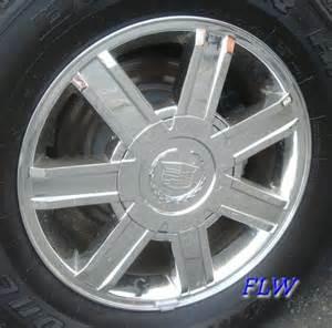 Factory Cadillac Rims 2007 Cadillac Escalade Oem Factory Wheels And Rims