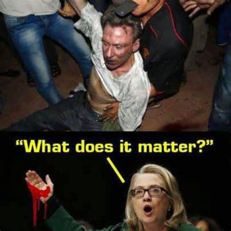hillary clinton benghazi meme