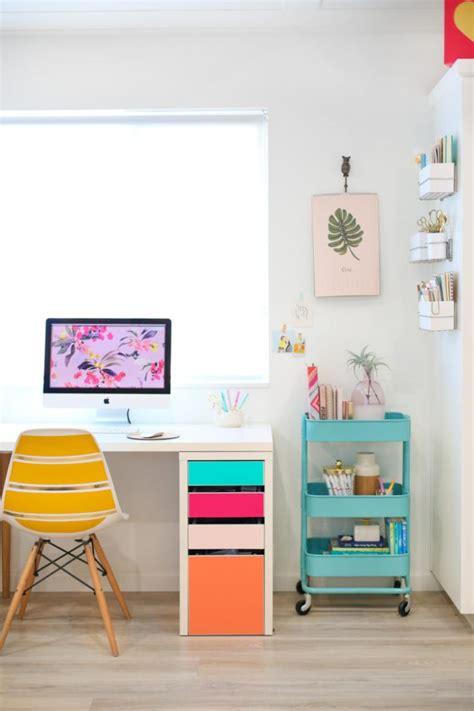 idee couleur bureau ikea hack quelques astuces originales diy pour votre