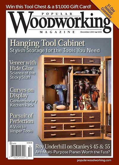 best books on woodworking popular woodworking 208 december 2013 187 hobby magazines