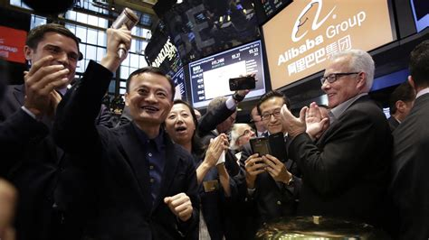 alibaba news alibaba claims title for largest global ipo ever with
