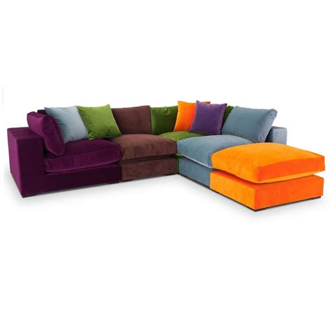 small modular sectional sofa slim sofas for small rooms living room modern slim small