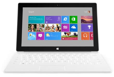 Tablet Microsoft Surface Windows Rt microsoft surface tablets the differences between windows