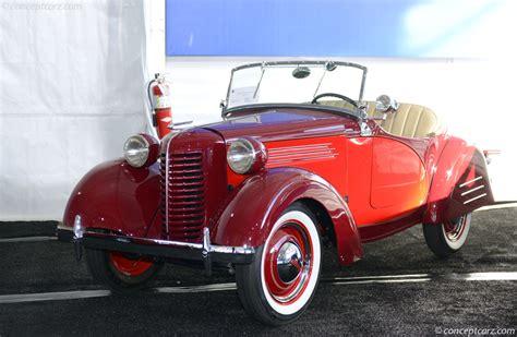 bantam roadster 1938 american bantam series 60 conceptcarz