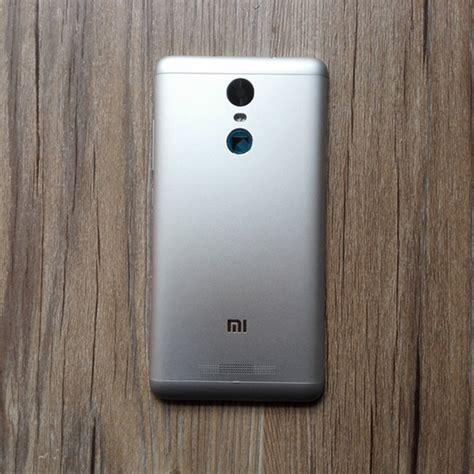 Xiaomi Original Back Cover Redmi Note 3 Black 1 xiaomi redmi note3 pro back cover silver 13816 15 99