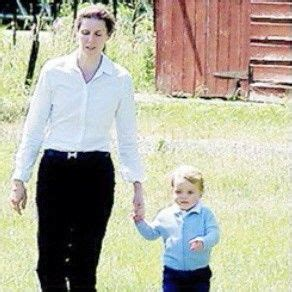 see prince george with uncle harry en route to the queens 13 best william kate nanny maria images on pinterest