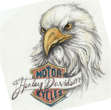 eagle tattoo hd harley eagle tattoo art by kittencaboodles on deviantart