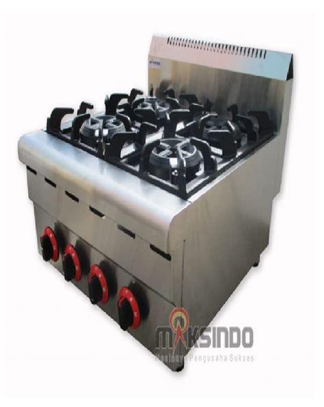 Oven Gas Di Bandung jual counter top 4 burner gas range di bandung toko