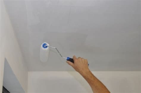 How To Paint A Ceiling With A Roller by How To Paint A Ceiling Bob Vila
