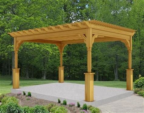 design your own pergola back yard oasis pinterest