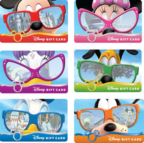 Fun Gift Cards - sun and fun with disney gift card sunglasses series 171 disney parks blog