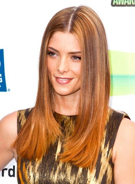 long straight hairstyles layered toward face long straight layered haircut
