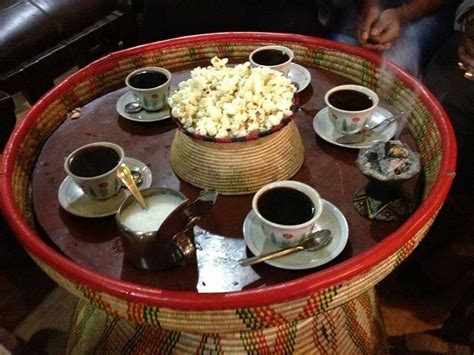 Cultured Kitchen: Keeping warm with Ethiopian coffee   NW