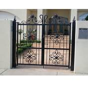 Steel Gate Designs